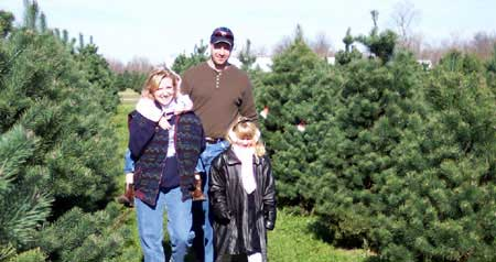 Daniken tree farm - Illinois Christmas Trees